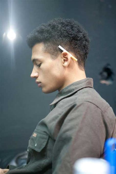 male models biracial hairstyles 2017 trend black men hairstyles mens hairstyles 2018