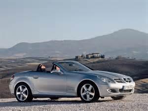 2004 Mercedes Slk 2004 Mercedes Slk 200 Kompressor Side Angle House