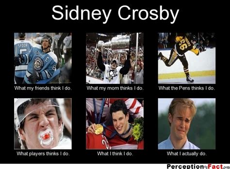 Sidney Crosby Memes - sidney crosby what people think i do what i really