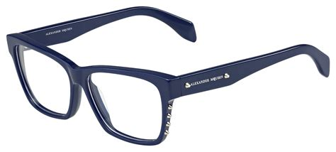 mcqueen spectacle frames intellectual and chic the new spectacles for fall winter