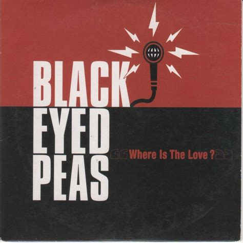 black eyed peas where is the love where is the love promo radio edit by black eyed peas