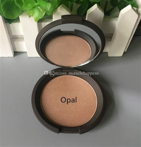 Becca Shimmering Skin Protector Pressed Powder Chagne Pop becca shimmering skin perfector pressed bronzers