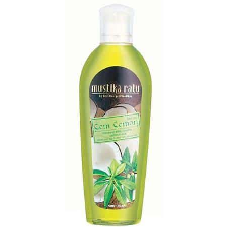 Minyak Kemiri Mustika Ratu 10 merk minyak rambut urang aring untuk melebatkan rambut