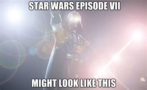 Star Wars 7 Memes - star wars episode 7 meme yzgeneration