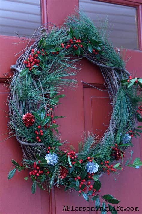 diy twig wreath diy natural wreath
