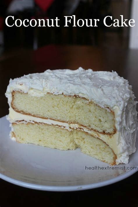 Can You Coconut Flour On 21 Day Sugar Detox by Paleo Coconut Flour Cake Recipe Gluten Free And Dairy Free