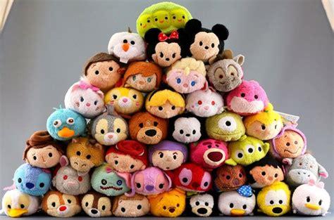 Boneka Tsum Tsum The Secret Of Pets Doll 9 Inch Orig tsum tsum mini plush doll inside out baymax mickey minnie mouse zootopia tsum tsum