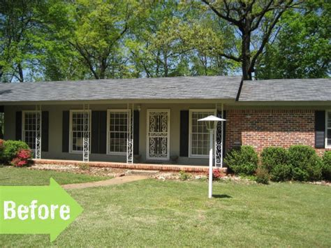 curb appeal ranch house 301 moved permanently