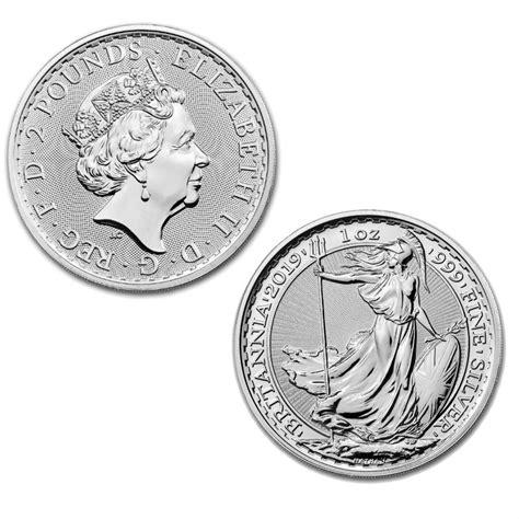 1 ounce silver coin value 1 ounce 2019 silver britannia coin