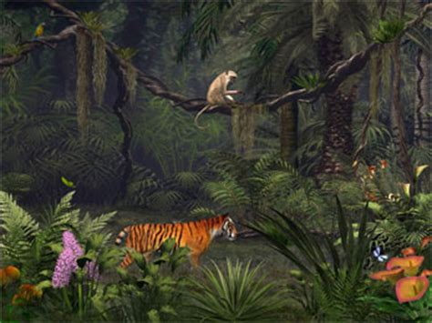 animated jungle wallpaper gallery