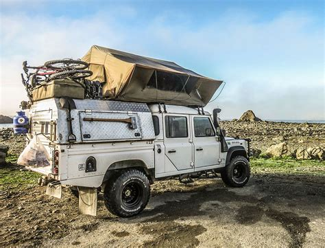 jeep cing mods howling moon rooftop tent installation best image