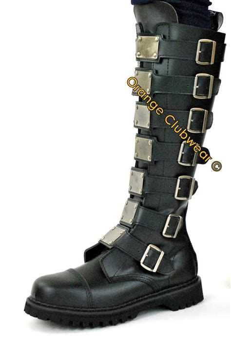 black steunk boots demonia mens boots 28 images demonia boots black mens