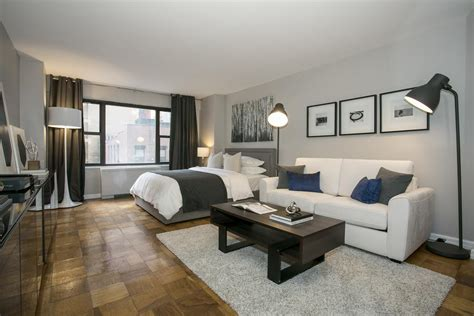modern studio apartment apartment studio apt midtown east new york city ny
