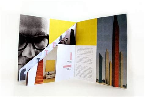 best layout booklet 40 awesome exhibition museum brochure design ideas