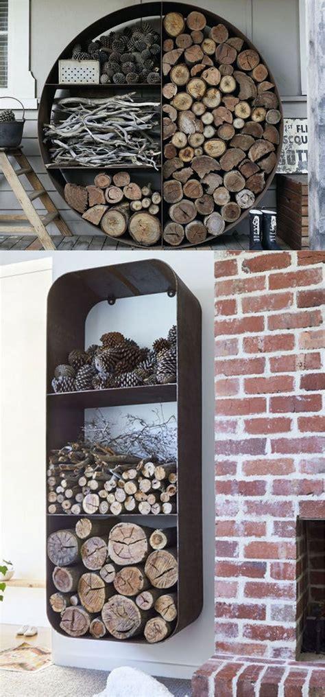 diy indoor firewood storage rack 15 creative firewood rack and storage ideas page 2 of 2