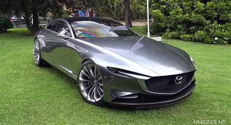 where do mazda cars come from just it already mazda vision coupe concept looks