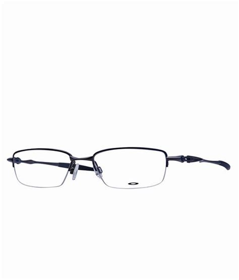 oakley mens metal frame eyeglasses available at snapdeal
