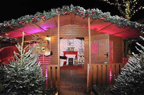 santa s grotto yorkshire s winter wonderland