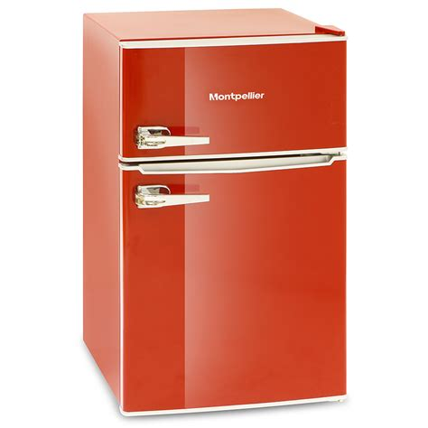 under fridge freezer montpellier mab2030k r mini retro fridge freezer undercounter