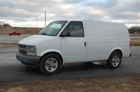 chevrolet astro cargo for sale by owner sell used chevy astro cargo fleet maintained 4 3l v6 1