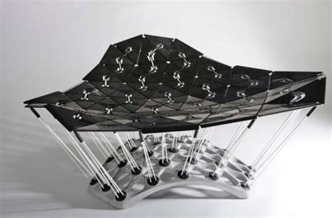 The Flying Chair by Effervescent Floating Chairs Flying Carpet Chair