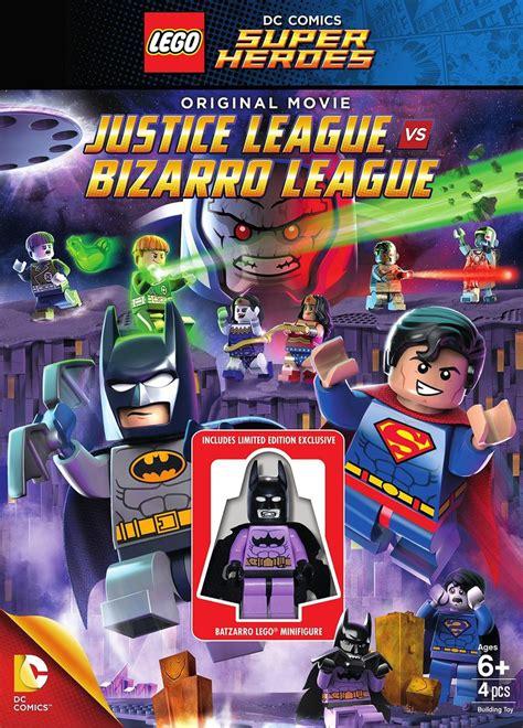 Lego Movie Justice League Vs | lego dc comics super heroes justice league vs bizarro