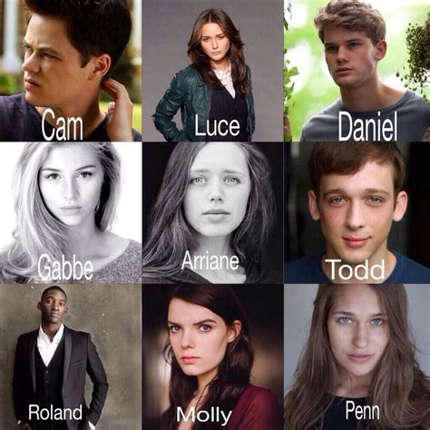 film fallen lauren kate cast is the movie going to cover fallen or fallen and torment