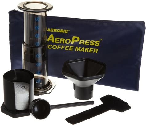 Aeropress Coffee Maker traveling coffee makers eat pack go
