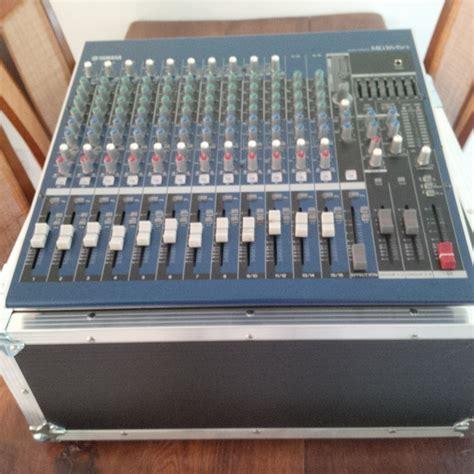 Mixer Yamaha Mg 16 Fx yamaha mg16 6fx image 1470589 audiofanzine
