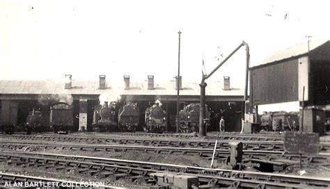 Loco Shed by The Brighton Motive Power Depots