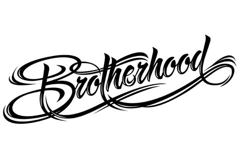 brotherhood in literature and composition the brotherhood