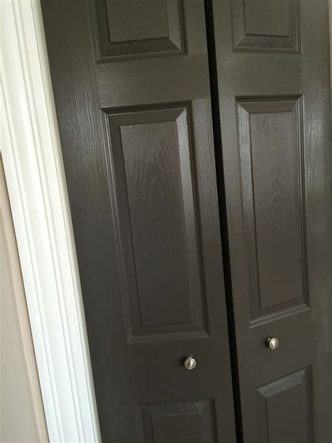 Behr Intellectual In Semi Gloss Paint Primer Interior Doors Painted