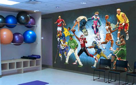 sports murals for bedrooms wall murals sports appmakr4schools com