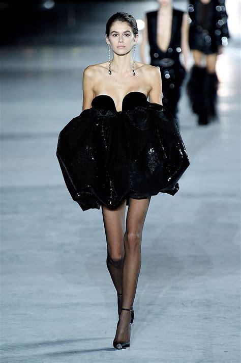 kaia gerber gallery kaia gerber s runway pics see fashion week photos