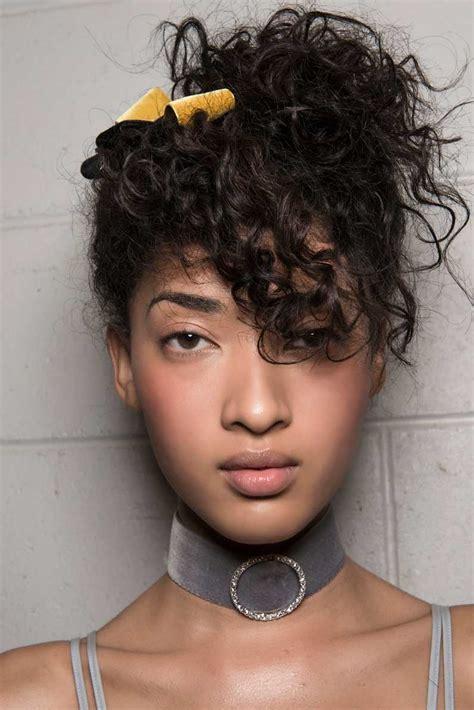 Coiffure Cheveux by Des Id 233 Es De Coiffures Faciles