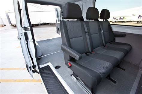 van bench seat bench seat for mercedes sprinter van