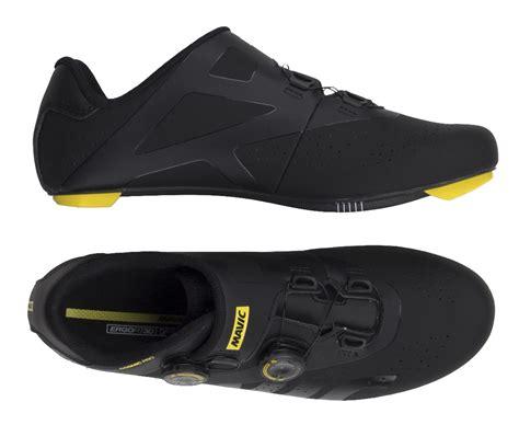 Mavic Glove Cosmic Pro Black Yellow 1 mavic cosmic pro road shoe jenson usa