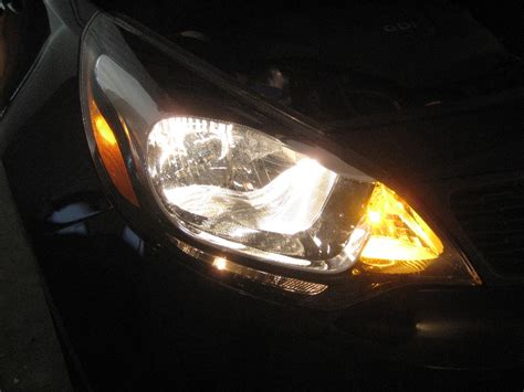 Kia Headlight Bulb Kia Headlight Bulbs Replacement Guide 033