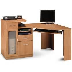Corner Computer Desk From Walmart Bush Vantage Corner Desk Walmart