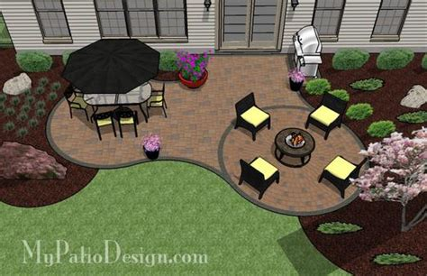 backyard patio design plans backyard patio ideas on a budget large and beautiful