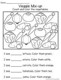 fruits  vegetables fruits vegetables preschool
