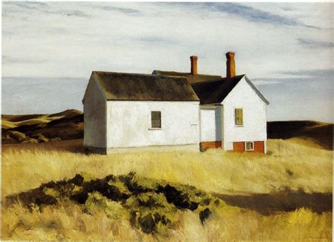 Painting Of House by Edward Hopper Ryder S House Painting Framed Paintings
