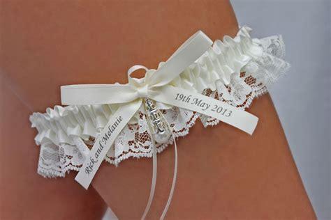 garters for brides ivory lace bridal garter 35 00 wedding garter