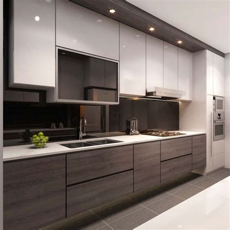 Modern Kitchen Cabinets Pictures cool modern style kitchen cabinets 27 on house interiors