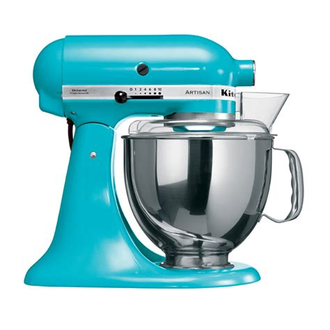 kitchenaid mixer kitchenaid artisan stand mixer crystal blue kitchenaid