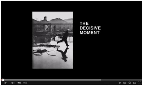 henri cartier bresson interviews and the master henri cartier bresson the decisive moment