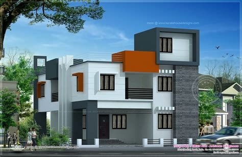 Box House Plans by Box Type House Design House Designs House