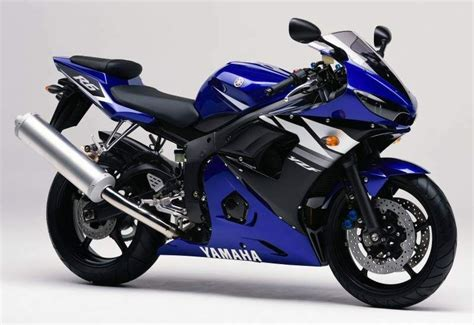Yamaha R6 Aufkleber Set by Yamaha Yzf R6 2003 Rj05 Rj09 5sl 2004 Decals Set Blue