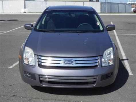 2007 Ford Fusion Problems by Ford Fusion Questions When My Ford Fusion 2007 Is Put In