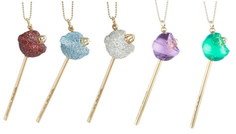 sweet touch of by smith lollipop necklace